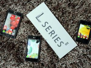 LG unveils L Series II phones