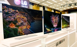 LG invests big in OLED; will show off four new 4K and curved TVs at IFA