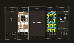 LG shows off their latest Prada smartphone creation