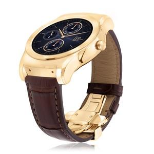 LG unveils Watch Urbane Luxe smartwatch with 23-karat gold at $1200