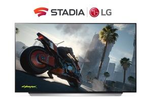 LG ja Google tuovat Stadia-pelipalvelun LG:n älytelevisioihin vuoden 2021 aikana