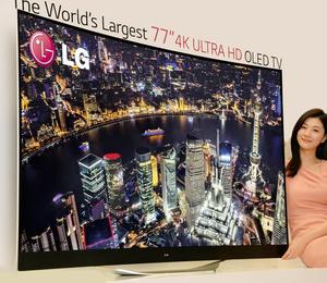 LG:n tehtaat valmiina OLED-televisioiden myynnin kasvuun