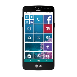 LG launches new Windows Phone device for Verizon