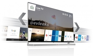 LG to release webOS-based TV this year
