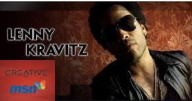 Näe Lenny Kravitzin keikka netissä