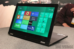 Lenovo to be first with Windows 8 tablet?