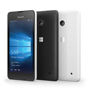 Microsoft event: The Lumia 550 is a mid-range device for just $139