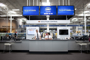 Best Buy to mimic Apple Stores