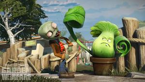 Plants vs. Zombies går over til 'Third-Person Shooter'-genren