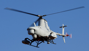 U.S. Navy to install Linux on VTOL drones