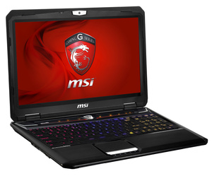 MSI reveals 3K-resolution gaming laptop