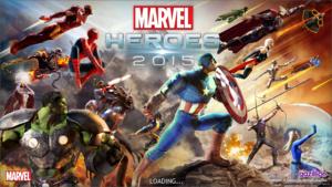 Marvel Heroes - gratis actie-game met je favoriete superhelden