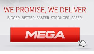 Kim Dotcomin Mega haastaa Dropboxin 50 ilmaisella gigatavulla