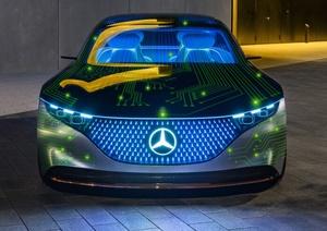 Mercedes aloittaa yhteistyön Nvidian kanssa – Yrittää haastaa Teslan autonomisessa ajamisessa