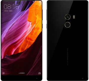 Xiaomi unveils gorgeous, edgeless Mi Mix