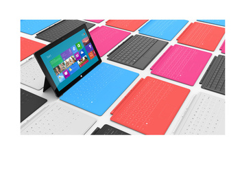 Microsoft shipped 900,000 Surface tablets last quarter