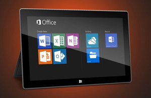 All smaller Windows 8 tablets to ship with bundled copy of Office 2013