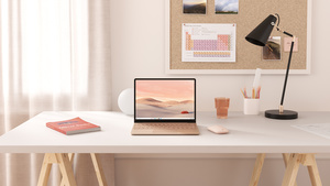 Microsoft announced new Surface Laptop Go and updated Surface X