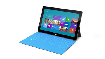 Microsoft launches Windows 8 and Surface tablet