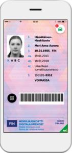 Lakimuutos mobiiliajokortin käytöstä voimaan helmikuussa – Viranomaisen sovelluksen julkistus myöhästyy