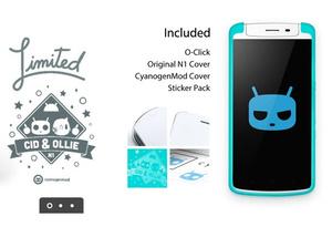 N1 CyanogenMod Limited Edition nu te koop