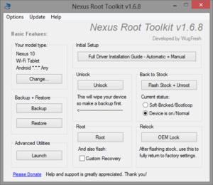 Supersnel je Galaxy Nexus rooten