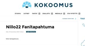Suomalaisia verkkosivuja töhritty – Kokoomus ja vasemmistolaispoliitikko kohteina
