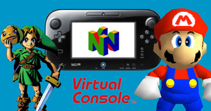 Nintendo 64 library headed to Wii U Virtual Console
