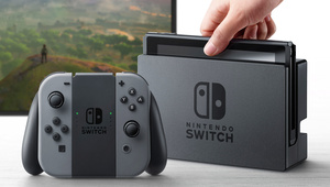 Nintendo promises many more hardware accessories for the Switch console