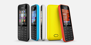 Nokia unveils $68 3G-capable phones