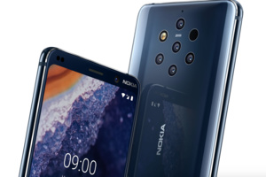 Nokia 9 Pureview with 5 back cameras unveiled at MWC