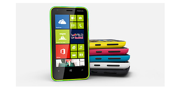 Nokia unveils their cheapest Windows Phone 8 Lumia device yet