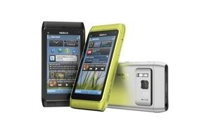 Nokia N8:ssa superkova näyttö ja tuki DivX -videoille