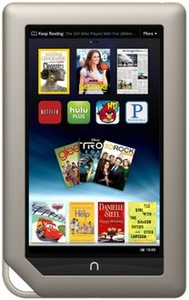 Nook Tablet costs $50 more than Kindle Fire and may be worth the money