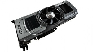 The high-end Nvidia Titan Z GPU to cost $2999, include two Kepler GPUs