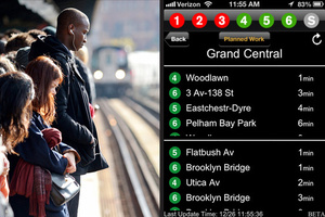 MTA unveils app to track NYC trains in real-time