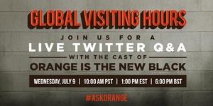 Tänään: Orange Is the New Blackin näyttelijät vastaavat katsojien kysymyksiin
