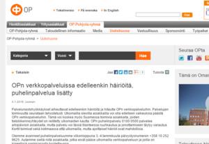 """OP: """"Hyökkäyksistä edelleen uusia havaintoja"""" - taustalla ryhmä suomalaisnuoria?"""