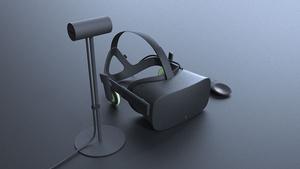 Oculus Rift -lasien konseptikuvat vuotivat julkisuuteen