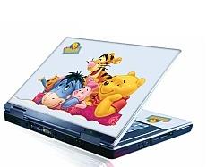 Finse Dotcom blijkt 9-jarig meisje met een Winnie the Pooh laptop