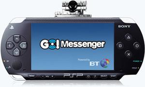 Go!Messenger-chatti on nyt saatavilla PSP:lle