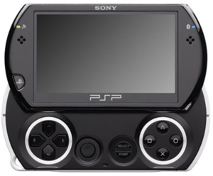 Sony slashes price of PSPgo