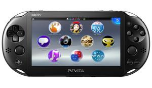 Sony aikoo korvata PlayStation Vita -käsikonsolinsa sirommalla PS Vita Slim -mallilla