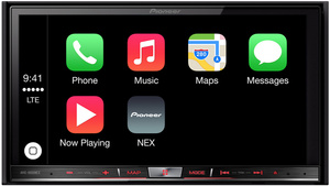 Applen iOS levittäytyy vanhoihin autoihin Pioneerin ja Alpinen avulla