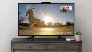 Kaipaatko kameraa televisioon? Facebook esitteli juuri sellaisen