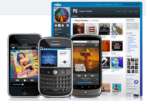 Rdio now available to all