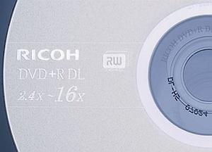 Ricoh julkisti 16x DVD+R DL -levyn