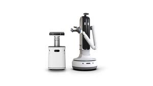 Samsung esitteli robotin, joka tunnistaa esineet ja osaa vaikkapa kaataa viiniä lasiin