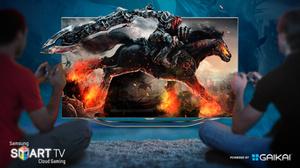 PlayStation- ja Xbox-pelit tulevat Samsungin älytelevisioihin Yhdysvalloissa