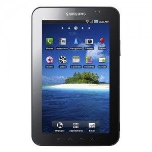 Samsung expects to sell 1 million Galaxy Tab devices by the end of the year